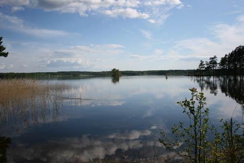 Der See Skagern