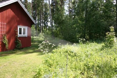 Ferienhäuschen mit Garten
